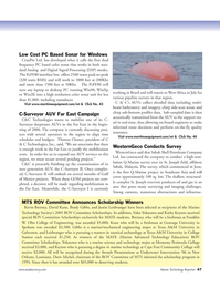 Marine Technology Magazine, page 47,  Sep 2005 Gulf of Mexico