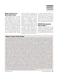 Marine Technology Magazine, page 51,  Sep 2005 Hawaii