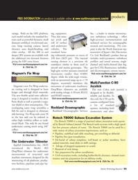 Marine Technology Magazine, page 55,  Sep 2005