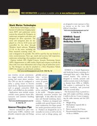 Marine Technology Magazine, page 56,  Sep 2005 friction clutch device