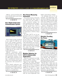 Marine Technology Magazine, page 59,  Sep 2005 mobile device