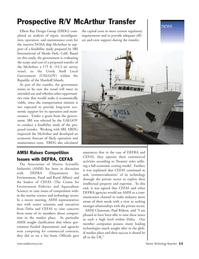 Marine Technology Magazine, page 11,  Nov 2005 National Oceanic and Atmospheric Administration