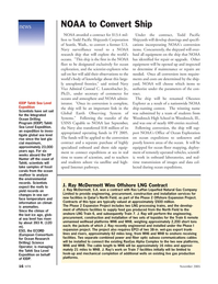 Marine Technology Magazine, page 16,  Nov 2005 alpha