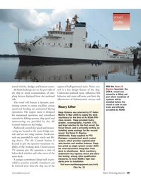 Marine Technology Magazine, page 19,  Nov 2005 Henry B. Bigelow