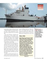 Marine Technology Magazine, page 19,  Nov 2005 Henry B. Bigelow