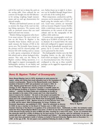 Marine Technology Magazine, page 21,  Nov 2005 Massachusetts coast