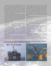 Marine Technology Magazine, page 24,  Nov 2005 Watson