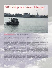 Marine Technology Magazine, page 26,  Nov 2005 Navy