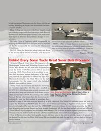 Marine Technology Magazine, page 27,  Nov 2005 Rob Downs