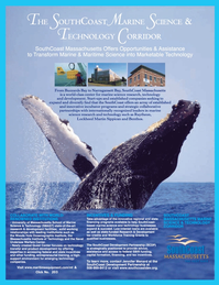 Marine Technology Magazine, page 1,  Nov 2005