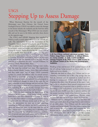 Marine Technology Magazine, page 28,  Nov 2005 Massachusetts
