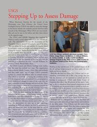 Marine Technology Magazine, page 28,  Nov 2005 Massachusetts