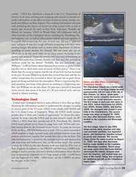 Marine Technology Magazine, page 29,  Nov 2005 Ivan