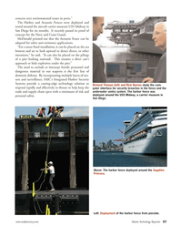 Marine Technology Magazine, page 37,  Nov 2005 Navy