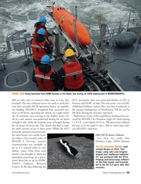 Marine Technology Magazine, page 39,  Nov 2005 post-processing software
