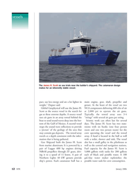 Marine Technology Magazine, page 12,  Jan 2006 gas deposits