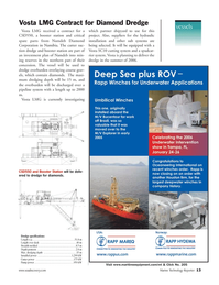 Marine Technology Magazine, page 13,  Jan 2006 sub systems