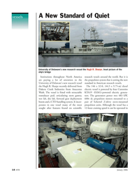 Marine Technology Magazine, page 14,  Jan 2006 North America