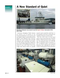 Marine Technology Magazine, page 14,  Jan 2006 North America