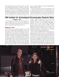 Marine Technology Magazine, page 26,  Jan 2006 Greg Trauthwein
