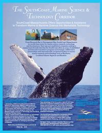 Marine Technology Magazine, page 1,  Jan 2006