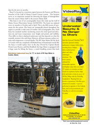 Marine Technology Magazine, page 29,  Jan 2006 Lance Burton