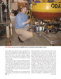 Marine Technology Magazine, page 30,  Jan 2006 Massachusetts