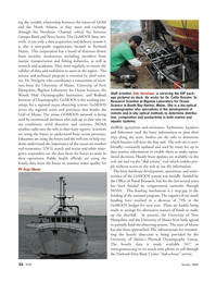 Marine Technology Magazine, page 32,  Jan 2006 Woods Hole
