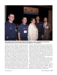Marine Technology Magazine, page 35,  Jan 2006 New York