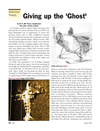 Marine Technology Magazine, page 38,  Jan 2006 New Jersey