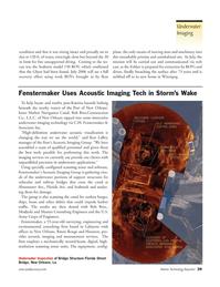 Marine Technology Magazine, page 39,  Jan 2006 Ken LaBry