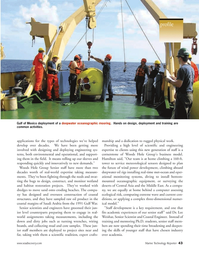 Marine Technology Magazine, page 43,  Jan 2006 Lee Weishar