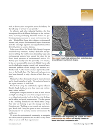 Marine Technology Magazine, page 45,  Jan 2006 Euphrates river