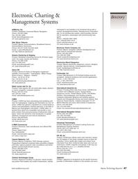 Marine Technology Magazine, page 47,  Jan 2006 International Navigation School
