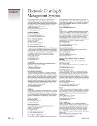 Marine Technology Magazine, page 48,  Jan 2006 Automated Disposal Surveillance System