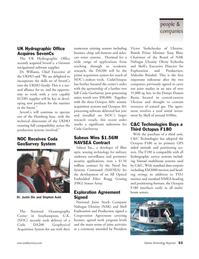 Marine Technology Magazine, page 53,  Jan 2006 GPS