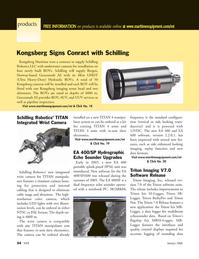 Marine Technology Magazine, page 54,  Jan 2006 side enhanced looking imaging