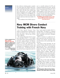 Marine Technology Magazine, page 6,  Jan 2006 John M. Schiller