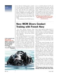 Marine Technology Magazine, page 6,  Jan 2006 John M. Schiller