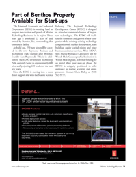 Marine Technology Magazine, page 8,  Mar 2006 Woods Hole Oceanographic Institution