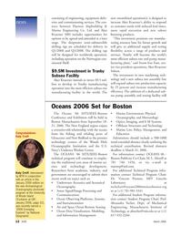 Marine Technology Magazine, page 11,  Mar 2006 New England