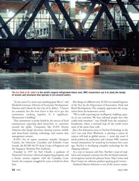 Marine Technology Magazine, page 21,  Mar 2006 Elizabeth Lawrence