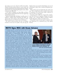 Marine Technology Magazine, page 22,  Mar 2006 Rhode