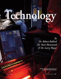 Marine Technology Magazine, page 24,  Mar 2006 Larry Mayer Similar command