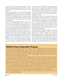 Marine Technology Magazine, page 27,  Mar 2006 National Marine Fisheries Service