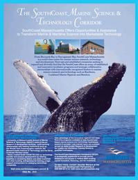 Marine Technology Magazine, page 1,  Mar 2006