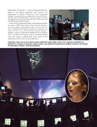 Marine Technology Magazine, page 29,  Mar 2006 Web-based JASON Project