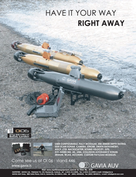 Marine Technology Magazine, page 34,  Mar 2006