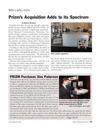 Marine Technology Magazine, page 38,  Mar 2006 Maryland
