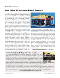 Marine Technology Magazine, page 40,  Mar 2006 Rescue Squad